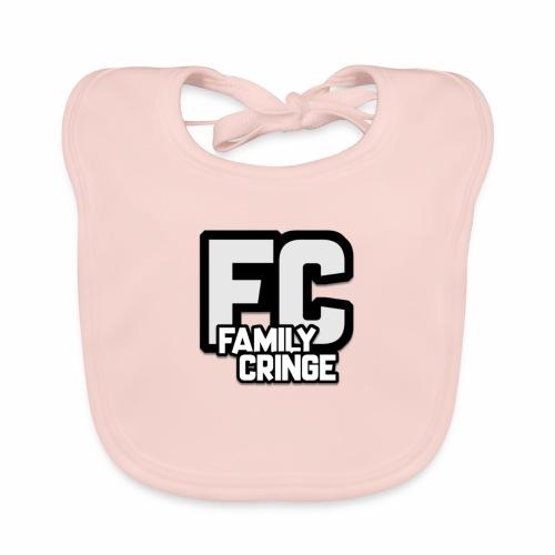 FAMILY CRINGE - Ekologisk babyhaklapp