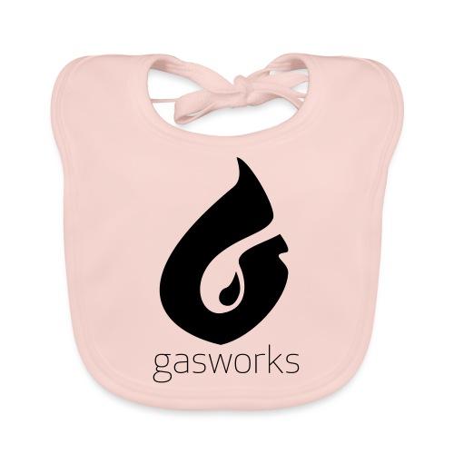 Gasworks Logo Tee - Organic Baby Bibs