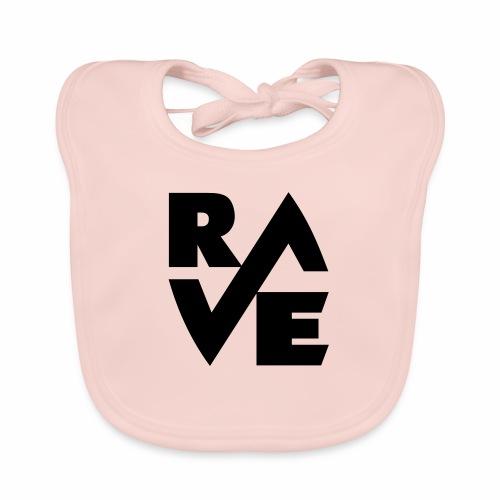 rave - Baby Bio-Lätzchen