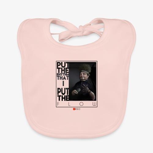 bboy forever - Babero de algodón orgánico para bebés