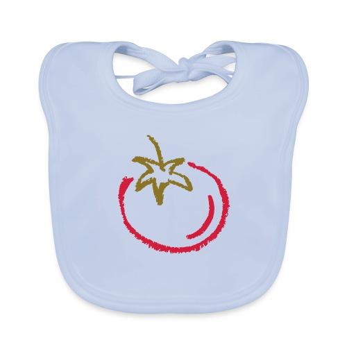 tomato 1000points - Baby Organic Bib