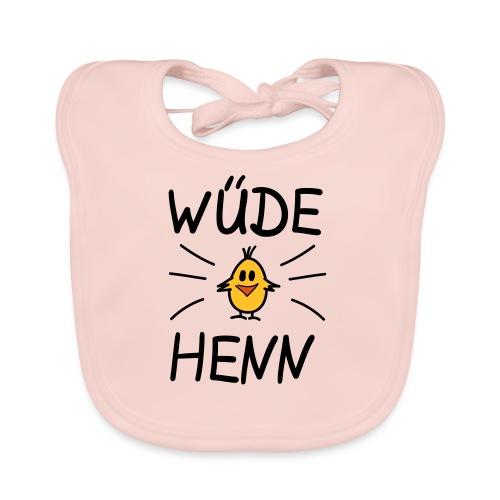 Wüde Henn - Baby Bio-Lätzchen