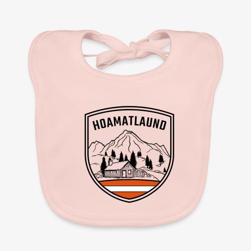 Hoamatlaund logo - Baby Bio-Lätzchen