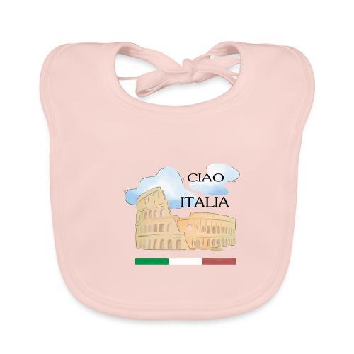 hello italy T-Shirts - Organic Baby Bibs