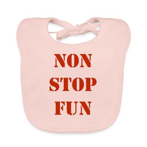 non stop fun - Baby Bio-Lätzchen