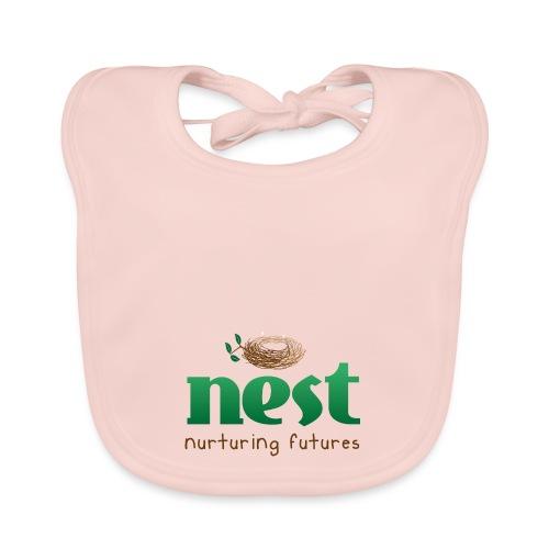 Nest Nurturing Futures Branded Items - Organic Baby Bibs
