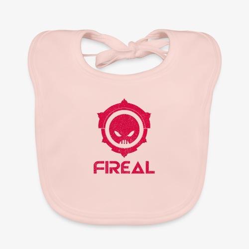 Fireal Imperial Design tote bag - Baby Organic Bib