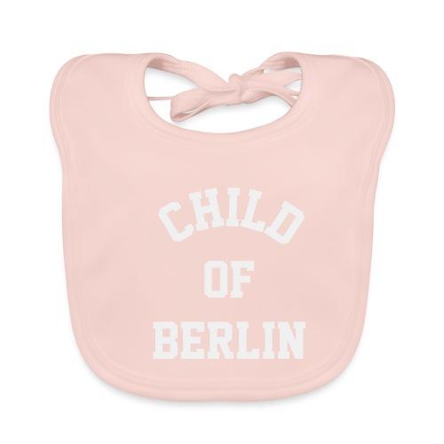 Child of Berlin 70tees - Baby Bio-Lätzchen