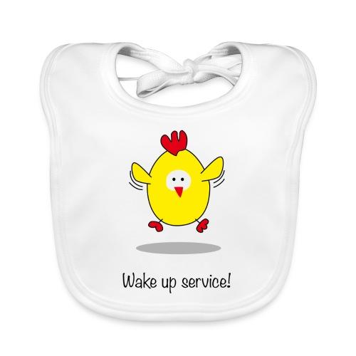 Küken Wakeup Service Wecker - Baby Bio-Lätzchen