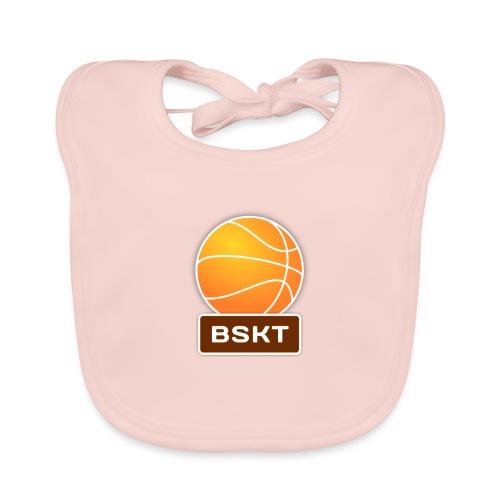 Basket - Babero de algodón orgánico para bebés