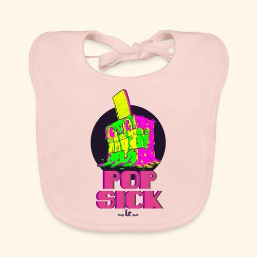 POP SICK le - Baby Organic Bib