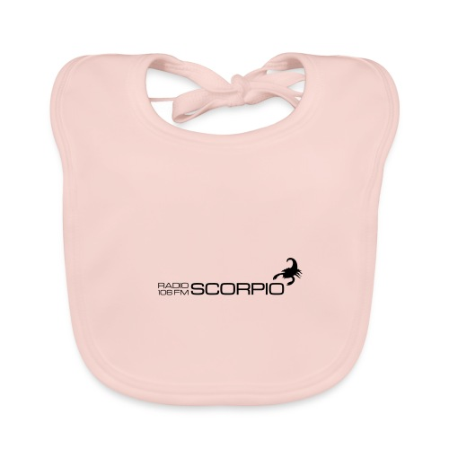 scorpio logo - Bio-slabbetje voor baby's