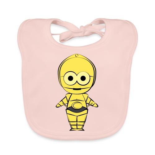 C-3PO - Bavoir bio Bébé