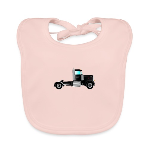 Trucking - Baby Bio-Lätzchen