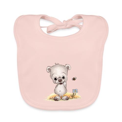Noah der kleine Bär - Baby Bio-Lätzchen