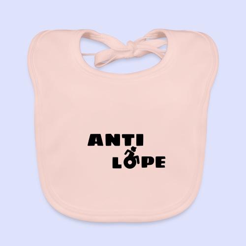 Antilope 004 - Bio-slabbetje voor baby's