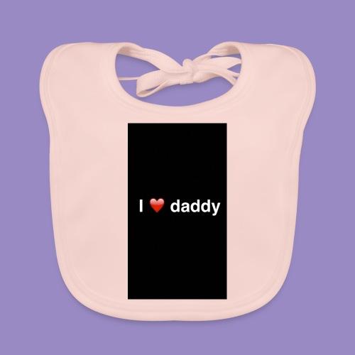 image - Baby økologisk hagesmæk