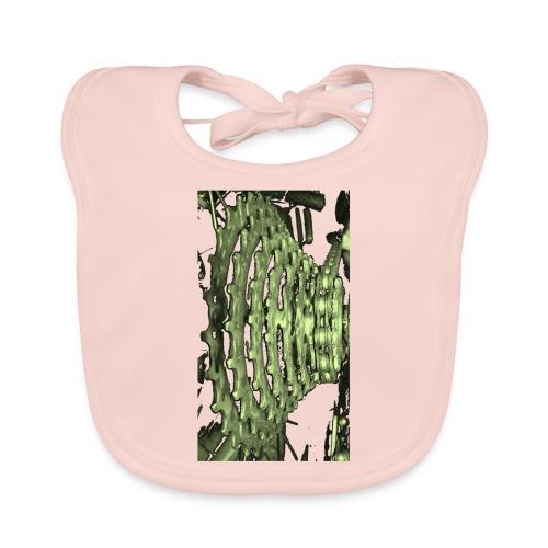 cluster_pale_green_copy - Organic Baby Bibs