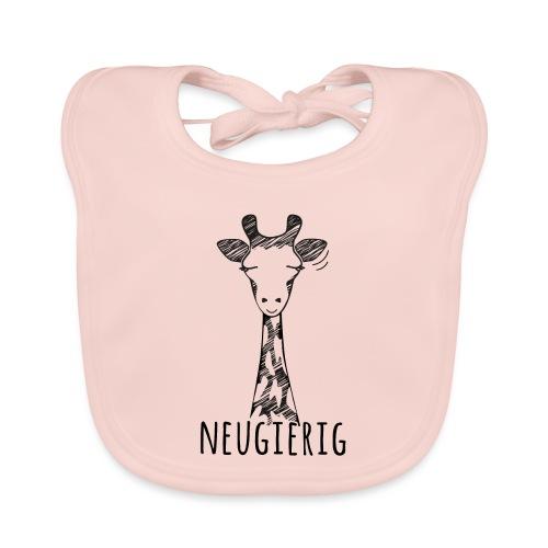Neugierig - Baby Bio-Lätzchen