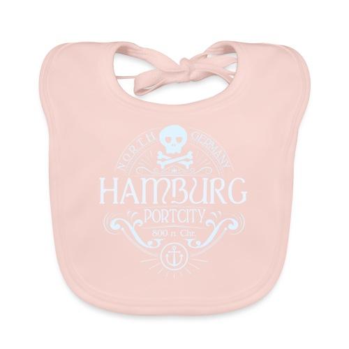 Hamburg Hafenstadt - Baby Bio-Lätzchen
