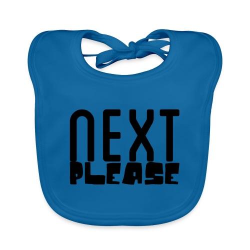 Next please - Organic Baby Bibs