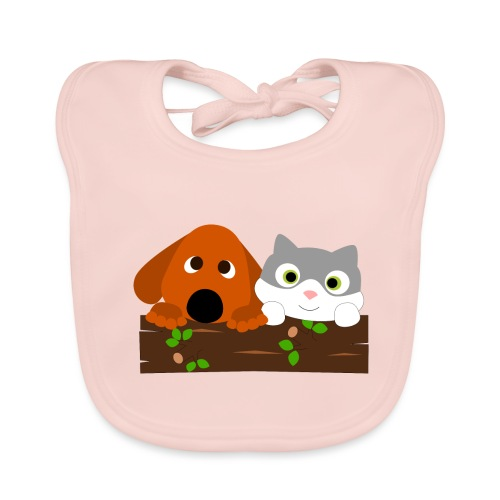 Hund & Katz - Baby Bio-Lätzchen