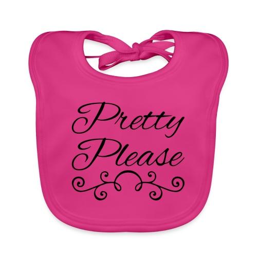 Pretty Please - Organic Baby Bibs