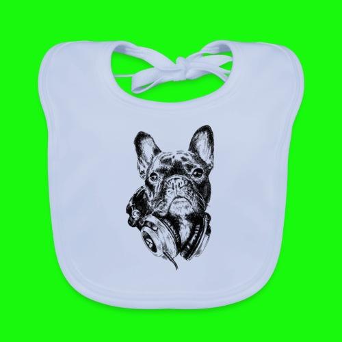 Small_Dog-_-_Bryst_- - Hagesmække af økologisk bomuld