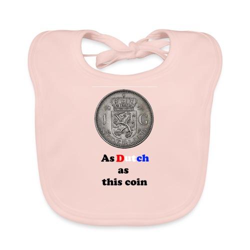 Hollandse Gulden - Bio-slabbetje voor baby's