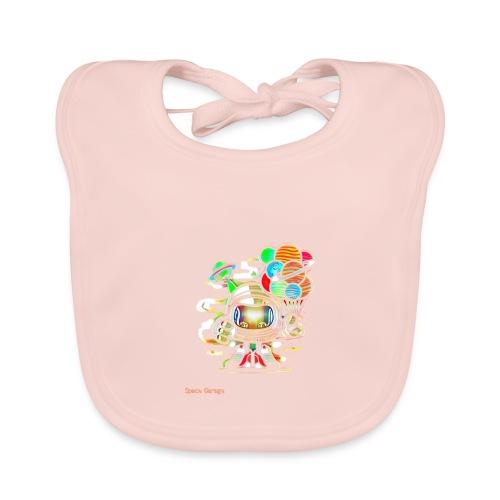 Spagrg00001 - Babero de algodón orgánico para bebés