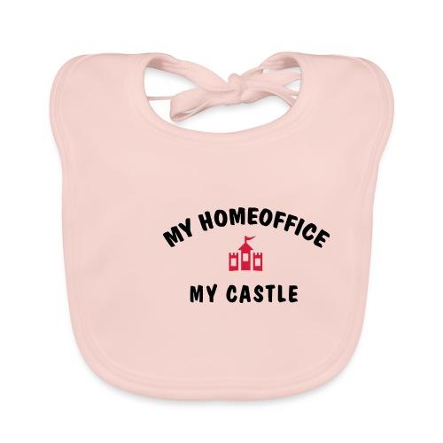 MY HOMEOFFICE MY CASTLE - Baby Bio-Lätzchen