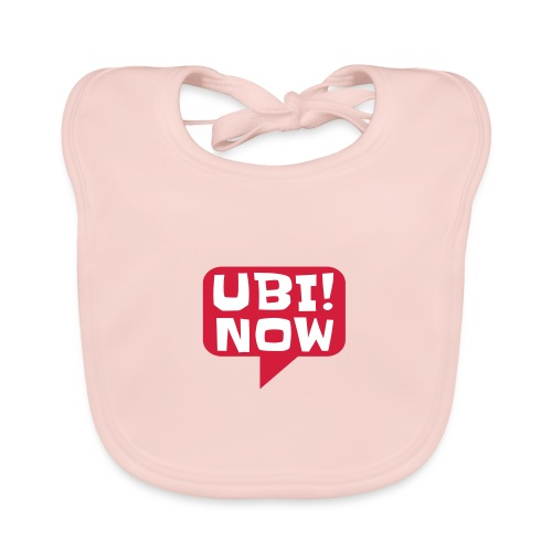 UBI! NOW - The movement - Baby Organic Bib