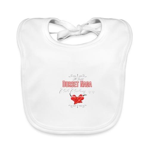 dorset naga tshirt 2020 - Ekologisk babyhaklapp