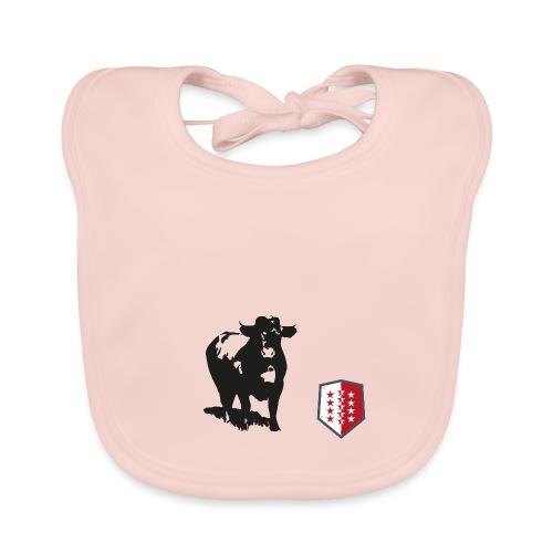 Vache - Cow - Baby Bio-Lätzchen