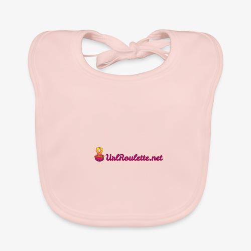 UrlRoulette Logo - Baby Organic Bib