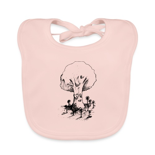 Sage Tree - Organic Baby Bibs