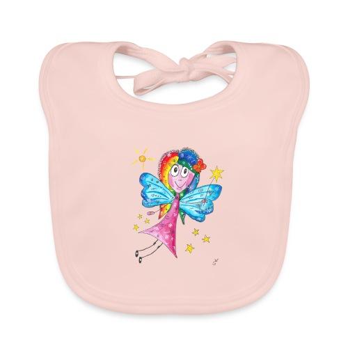 Happy Fairy 2 - Baby Bio-Lätzchen