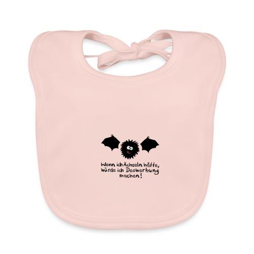 Fledermaus Deo - Baby Bio-Lätzchen
