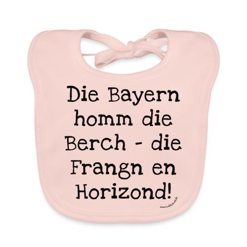 Horizond - Baby Bio-Lätzchen