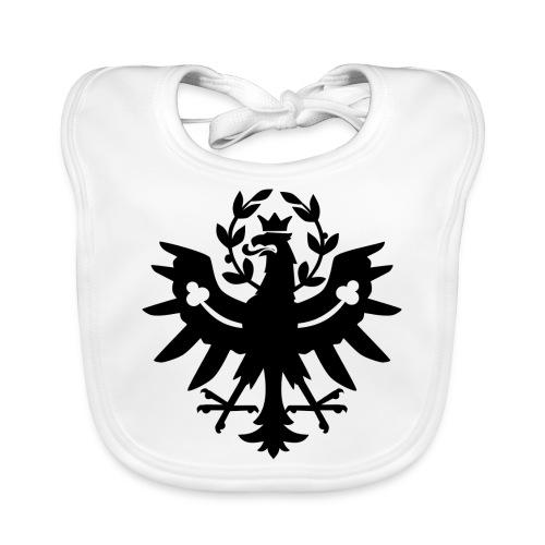 Echter Tiroler - Tirol Tiroler Adler - Baby Bio-Lätzchen