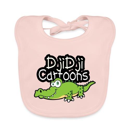 djidji cartoon design 000001 - Bio-slabbetje voor baby's