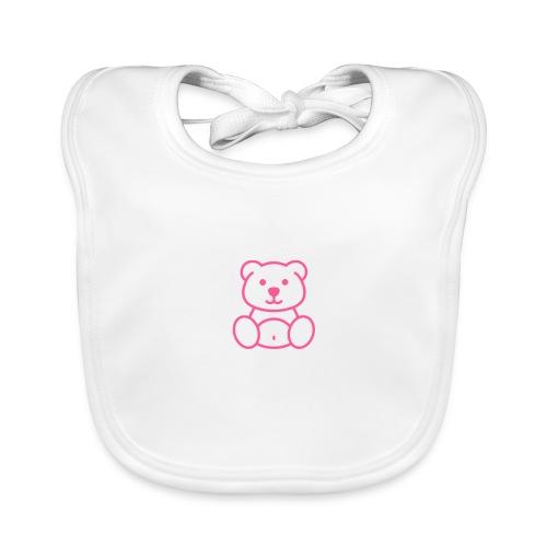 Baby bear - Ekologisk babyhaklapp