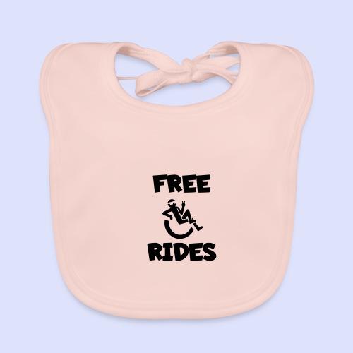 Ik geef gratis rijden met mijn rolstoel - Bio-slabbetje voor baby's