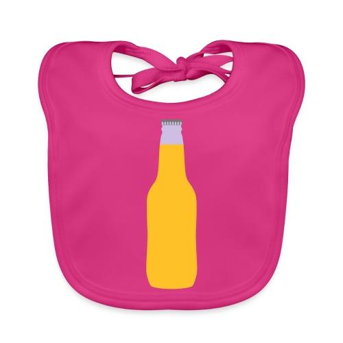 Bierflasche - Baby Bio-Lätzchen
