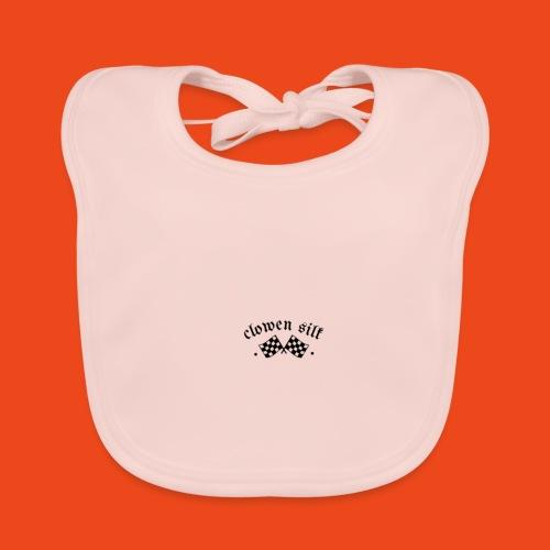 Camiseta Baseball unisex - Babero de algodón orgánico para bebés