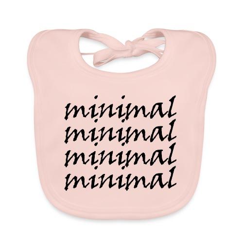 Minimal Design - Baby Bio-Lätzchen