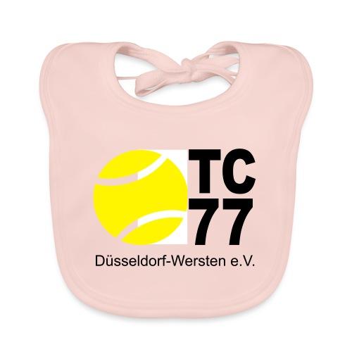 TC 77 Logo - Baby Bio-Lätzchen