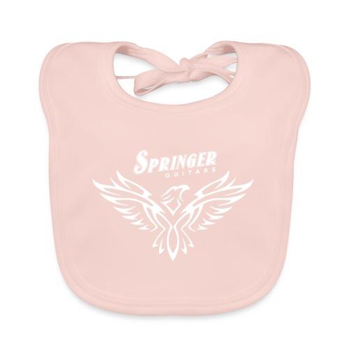 Springer FireHawk white - Bavoir bio Bébé