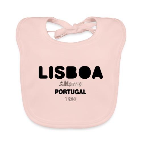 Lisboa PORTUGAL - Bavoir bio Bébé