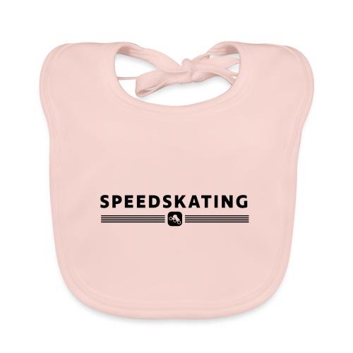 Speedskating - Baby Bio-Lätzchen